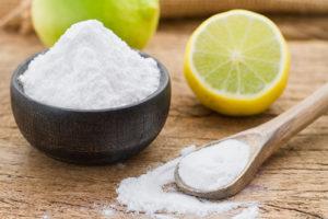 limon con bicarbonato de sodio