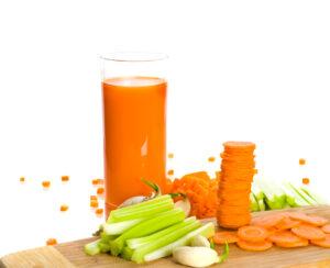 zanahoria con apio