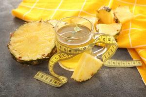 piña para perder peso