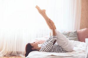 ejercicios para dormir