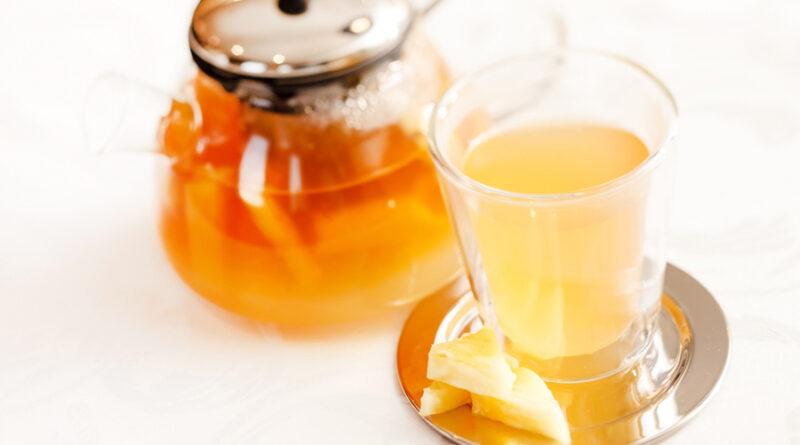 té de piña