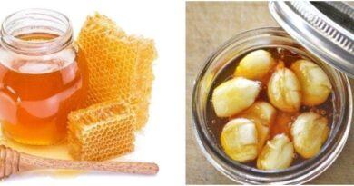 receta de ajo y miel