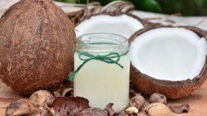 aceite de coco para la tiroides